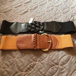 Stretchy belts